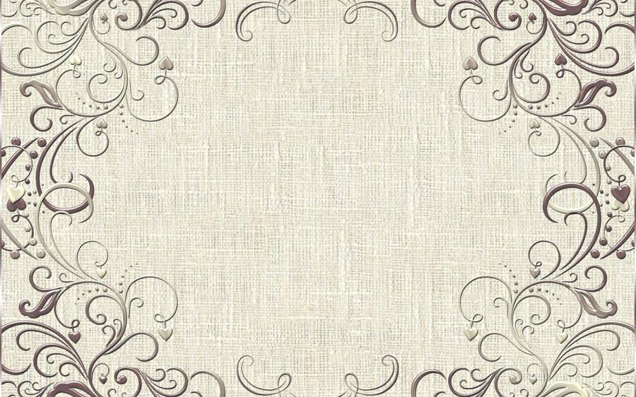 Purple Paisley Wallpaper Purple vintage pattern