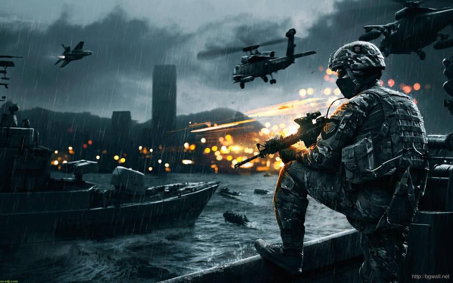 Great Call of Duty 4 Modern Warfare 1920 x 1440 · 519 kB · jpeg