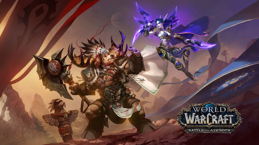 Nagrand World Of Warcraft Wallpaper Game Wallpapers