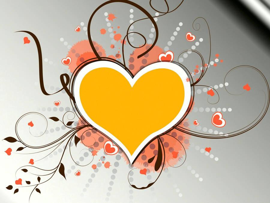 love heart background wallpaper 29974
