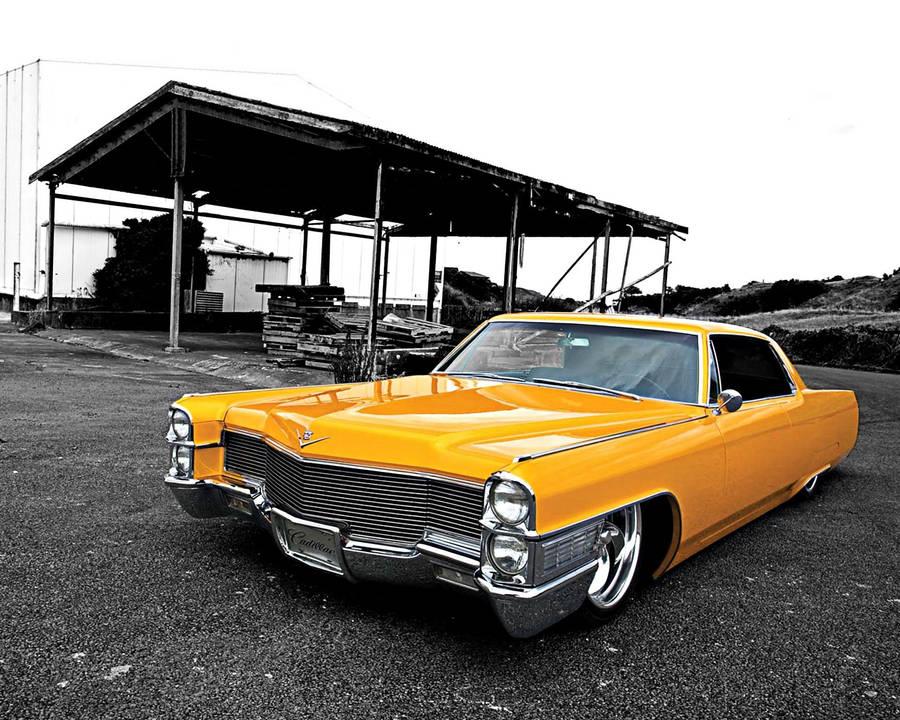 Cadillac V8 355-A Town Sedan