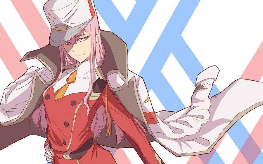 Zero Two Wallpapers Wallpapers Com
