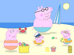 60 Peppa Pig Wallpapers For Free Wallpapers Com