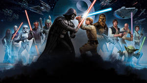 62 Star Wars Wallpapers For Free Wallpapers Com
